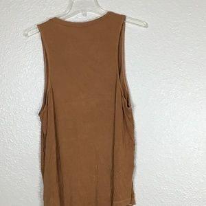 NWOT Soft & Sexy  Women's Brown T-Shirt